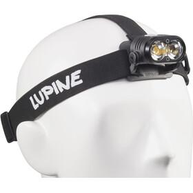 Lupine Piko RX 4 Stirnlampe 1800 lm FastClick mit Bluetooth Fernbedienung + Halter